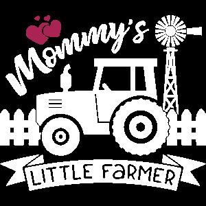 Mommy's Little Farmer
