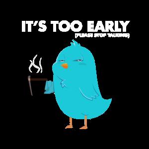 Es ist zu früh. Bitte hör auf, über Blue Bird zu reden