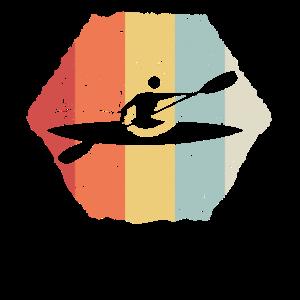 Kajak Boot Paddeln Sport Geschenkidee