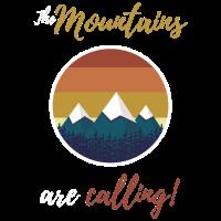 Berge Outdoor T-Shirt