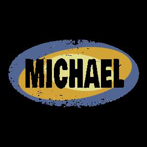 Retro Michael Elypse Geschenkidee