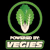 Powered by Vegies