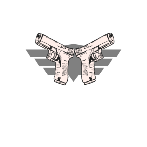 Gaming is no Crime Zocker Suchti Pistole Nerd