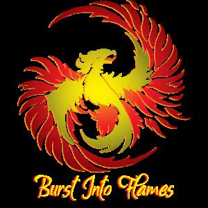 Phoenix Phönix Flammen Fabelwesen Tier