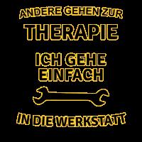 Therapie Werkstatt Mechatroniker Geschenk 0286