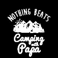 Nichts schlägt Camping mit Papa Camping Living