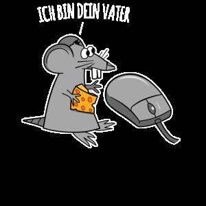 Ich Bin Dein Vater Maus Computermaus Gaming