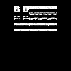 Ascii Code Art - Griechenland /Greece Flag