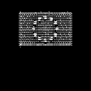 Ascii Code Art - European/ Europäische Union Flag