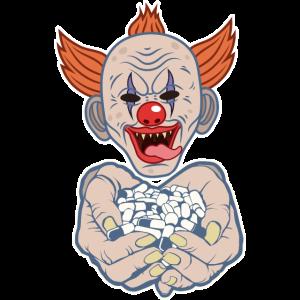 Horror Pillen Clown
