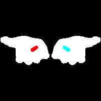 Rote Pille / Blaue Pille