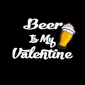 Bier zum Valentinstag