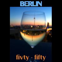 Berlin fivty-fivty