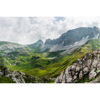 Rüfispitz, Bergspitze in den Alpen