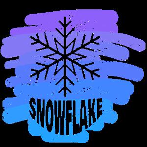 Schnee Schneeflocke