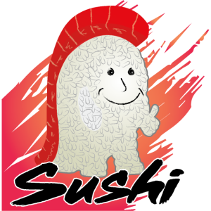Sushi fresh-quality,japan,weeb, love,japanese
