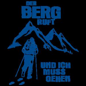 Berge Bergsteiger Mountain Hiking Geschenk