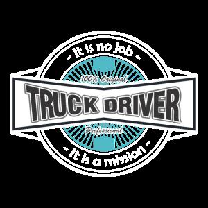 Truck Driver Shirts / Lkw Fahrer Shirts / Trucker