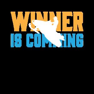 Winner is coming