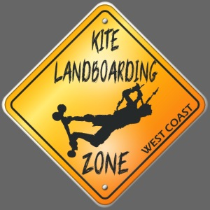 KITE LANDBOARDING ZONE WEST COAST