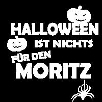 Halloween Spinne Moritz Kuerbis
