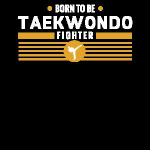 Taekwondo Kaempfer