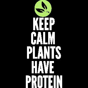 Vegetarier Pflanzen Proteine