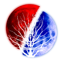 Unterbrochener Mond 1