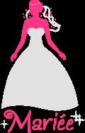 Motif Mariée