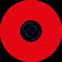 Unbenannt 222 - Roter Kreis mit Mitte
