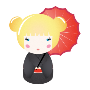 Kokeshi Puppe 003