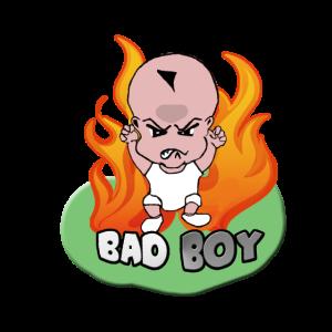 Bad baby boy