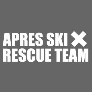 APRES SKI RESCUE TEAM 3