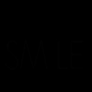 Smile Palme Lachen Geschenk Geschenkidee