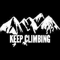 Berge, Bergwandern, Klettern, Hiken