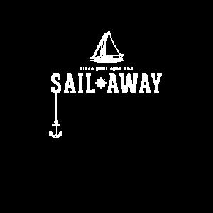 Close Your Eyes And Sail Away I Segeln Segelboot