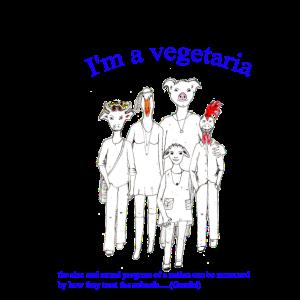 I am vegetaria
