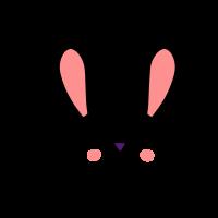 Hase Kaninchen Glücklich