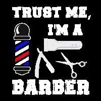 Vertrauen Sie mir, ich bin ein Barbier