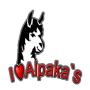 alpaka tshirt i love alpaca alpakas t-shirt Motiv