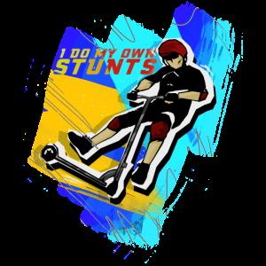 Stuntscooter Stunt Roller Kickboard Geschenk