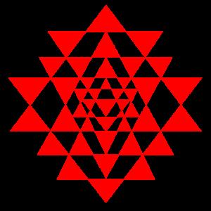 Sri Yantra 36