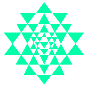Sri Yantra 34