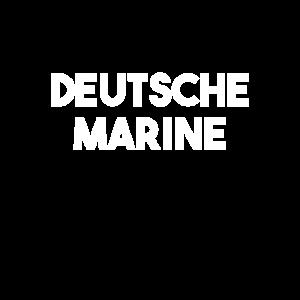 Deutsche Marine weiß Militär
