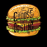 Burger Choose Your Destiny