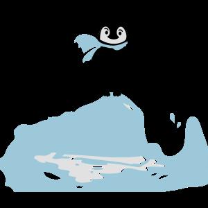penguin_enjoy_fishing