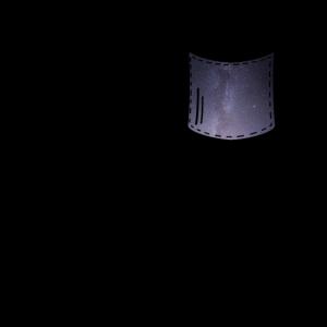 Brusttasche Milchstraße