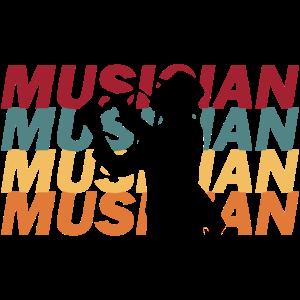 Musiker Musik