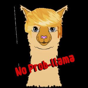 No Problama Lama Trump