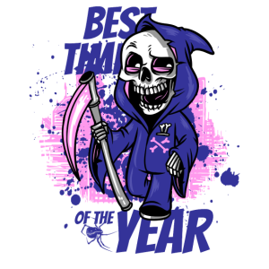 Best time of the year. Sensemann Skull
